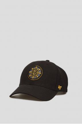 Мужская черная кепка 1