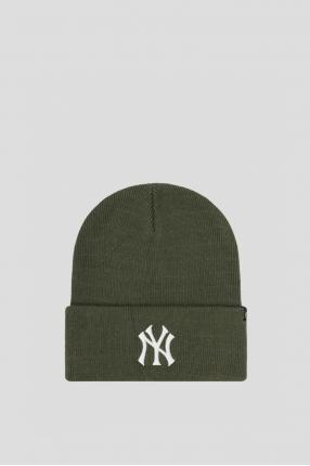Зелена шапка