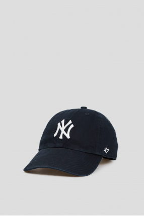 Мужская темно-синяя кепка 1