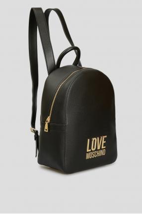 Жіночий чорний рюкзак 1