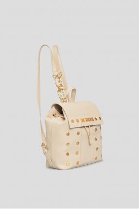 Жіночий білий рюкзак 1