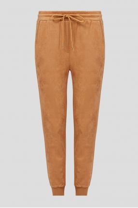 Жіночі гірчичні брюки