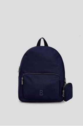 Мужской темно-синий рюкзак