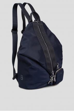 Мужской темно-синий рюкзак 1