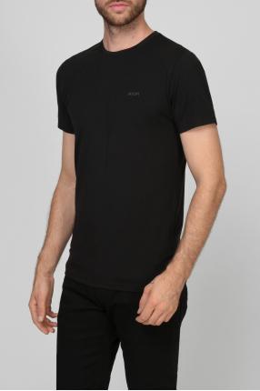 Чоловіча чорна футболка (2 шт) 1