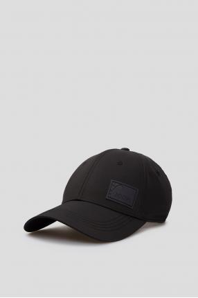 Женская черная кепка 1