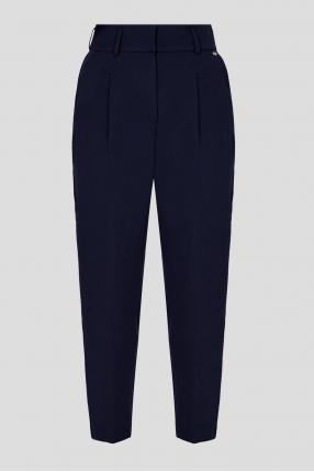Жіночі темно-сині брюки