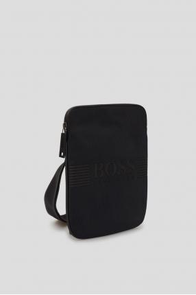 Мужская черная сумка 1