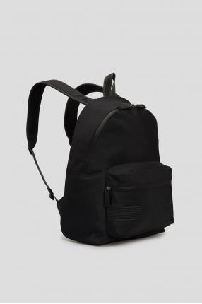 Мужской черный рюкзак 1