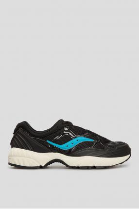 Черные кроссовки GRID WEB
