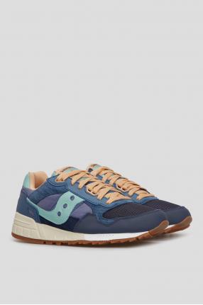 Сині кросівки Saucony Shadow 5000 1