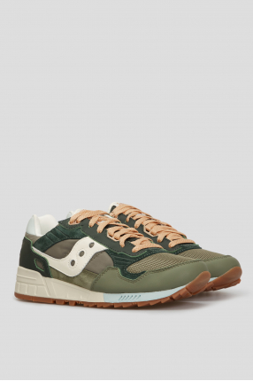 Зелені кросівки Saucony Shadow 5000 1