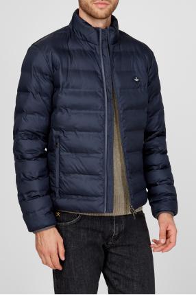 Чоловіча синя куртка 1