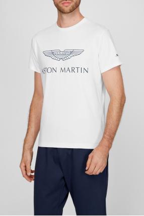Чоловіча біла футболка 1