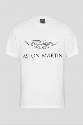 Чоловіча біла футболка