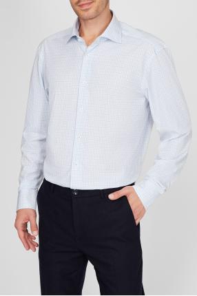 Чоловіча сорочка у клітинку 1