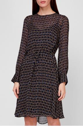 Жіноча сукня з візерунком 1