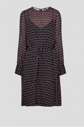 Жіноча сукня з візерунком
