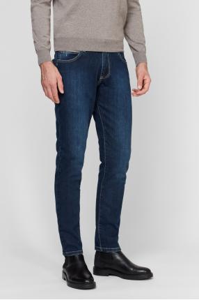Чоловічі сині джинси 1