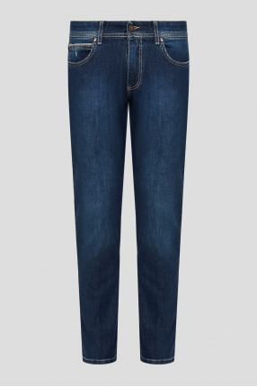 Чоловічі сині джинси