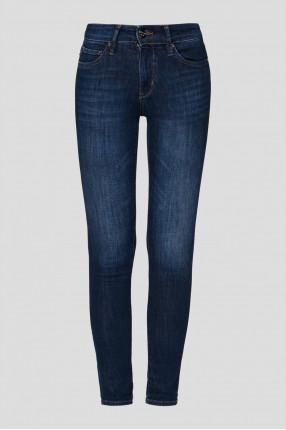 Женские синие джинсы Sue Skinny Fit
