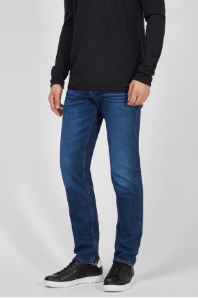 Мужские синие джинсы Stephen Slim Fit 1