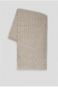 Чоловічий шарф з візерунком