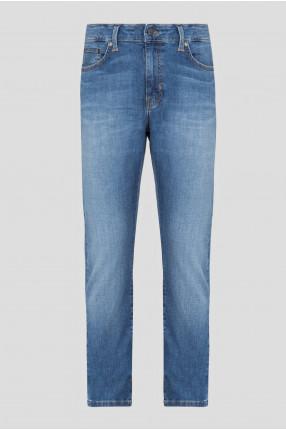 Мужские голубые джинсы ROB Prime Fit