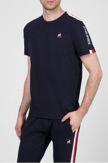 Мужская синяя футболка 2