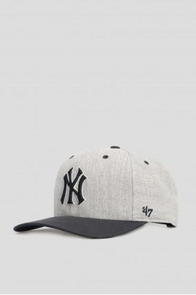 Серая кепка 1