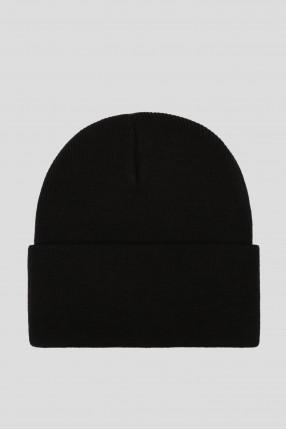 Черная шапка 1
