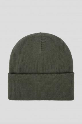 Зеленая шапка 1