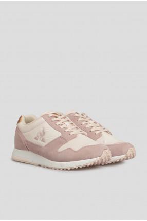 Женские розовые кроссовки 1