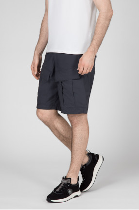 Мужские темно-серые шорты 1