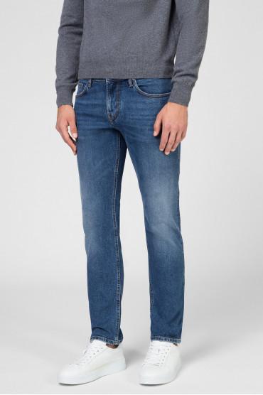 Мужские синие джинсы MITCH 2