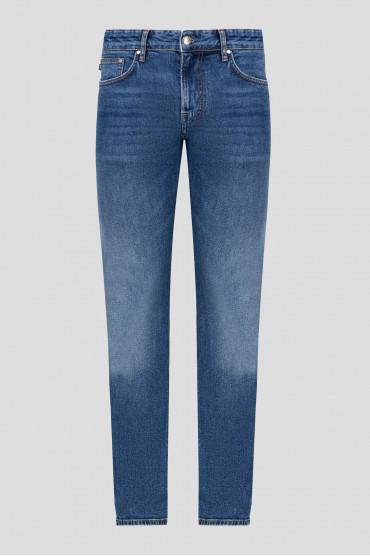 Мужские синие джинсы MITCH 1