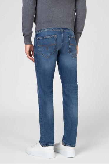 Мужские синие джинсы MITCH 3