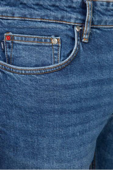 Мужские синие джинсы MITCH 4