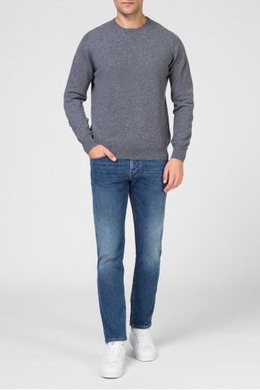 Мужские синие джинсы MITCH 5
