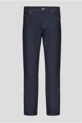 Мужские темно-синие джинсы Roy Regular Fit