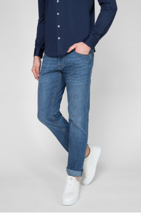 Мужские синие джинсы Roy Regular Fit 1
