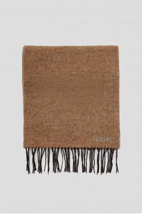 Мужской шерстяной шарф 1