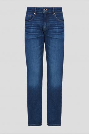 Мужские синие джинсы Stephen Slim Fit