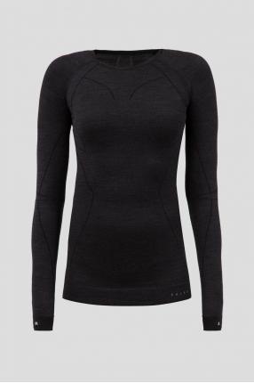 Жіночий темно-сірий термореглан