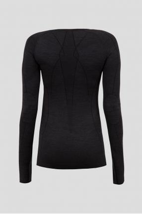 Женский темно-серый термореглан 1