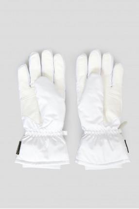 Женские белые перчатки 1