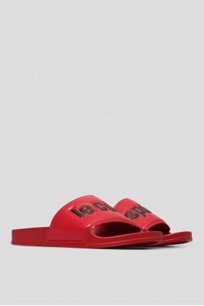 Мужские красные слайдеры 1