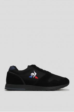 Мужские черные кроссовки JAZY