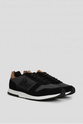 Мужские черные кроссовки JAZY CLASSIC 1