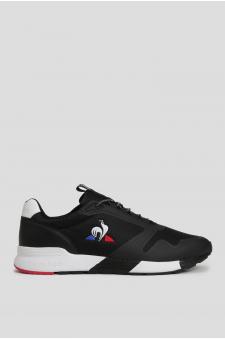 Мужские черные кроссовки OMEGA X LITE